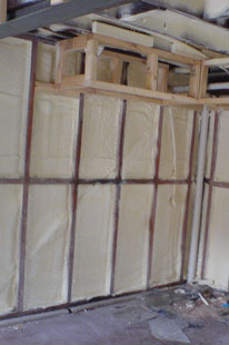 nr5 insulation. Insulate your homes completely using our spray foam insulation